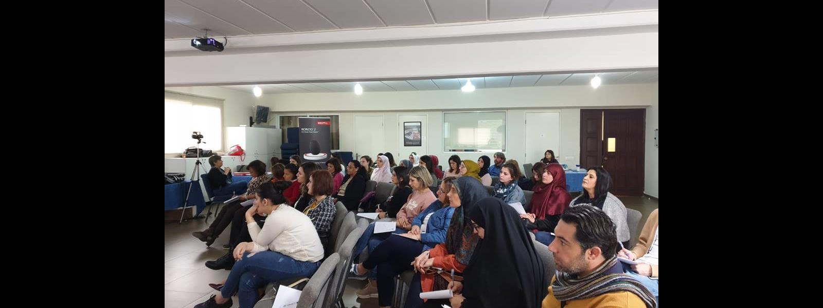 The Learning Center for The Deaf (LCD) | News | Training Program for